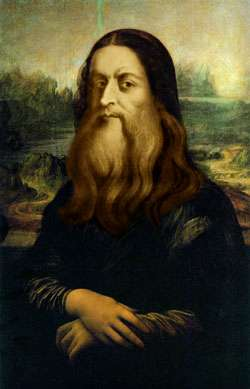 Leo Lisa (self portrait)