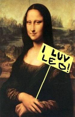 Leo Luvs Mona