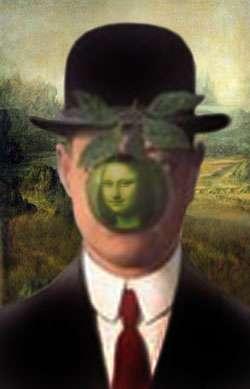 Leonardo da Magritte