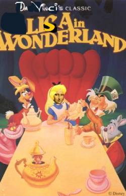 Lisa in Wonderland