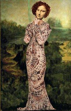 lisa's new dress