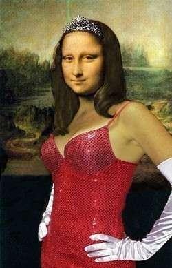 Miss Mona Lou