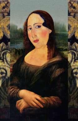 Modigliani Mona 1