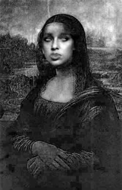 Mona A Gray Day