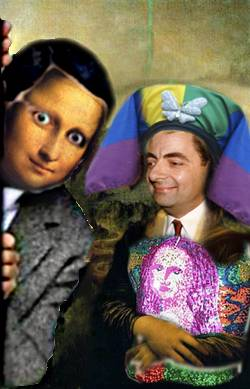 mona & mr. bean