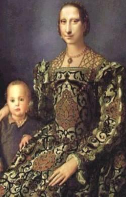 Mona & son.
