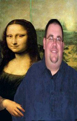 Mona and bigchrist