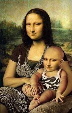 Mona and Lisa