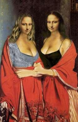 Mona and Sister