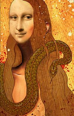 Mona and the Snake