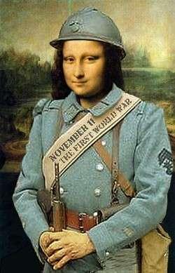 Mona Armistice Day