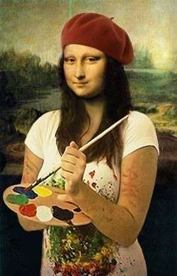 Mona Artist painter