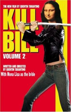 mona as kill bill