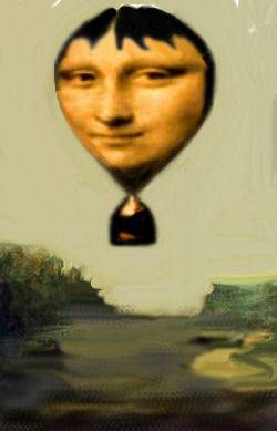 mona balloon