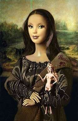 Mona Barbie Girl