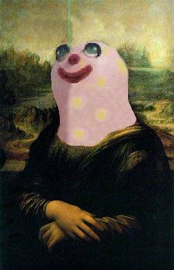 Mona Blobby