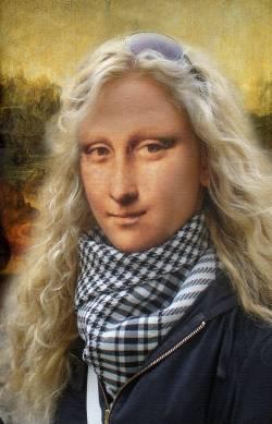 mona blond
