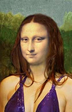 Mona Brunette