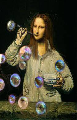 mona bubbles
