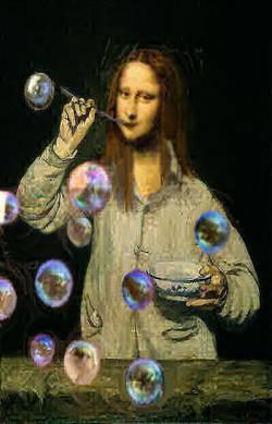 mona bubbles