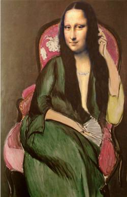 Mona by Matisse