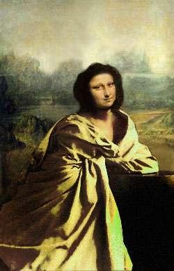 Mona by Nadar