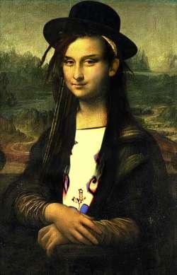 Mona chameleon