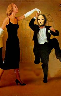 mona could have danced all night
