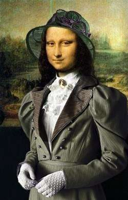 Mona Countess of Giocondo