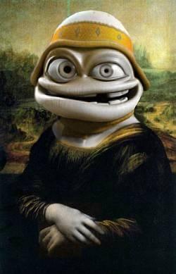 Mona crazy frog