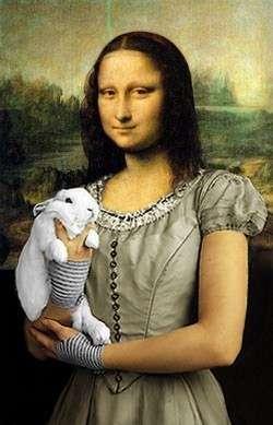Mona Cute Bunny