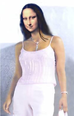 Mona de Blanco