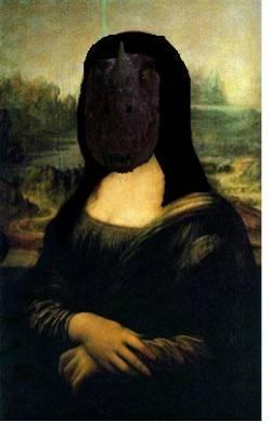 Mona Dinosaur