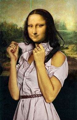 Mona Fashion victim