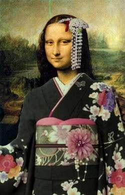 Mona Geisha