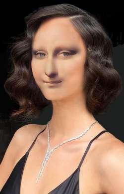 Mona Glamour Girl