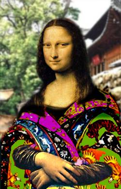 mona goes east 2