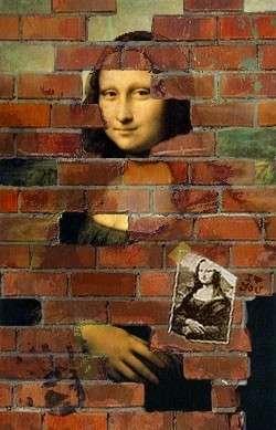Mona immured