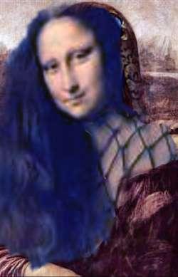 Mona in Bloom