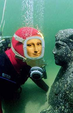 mona in egypt