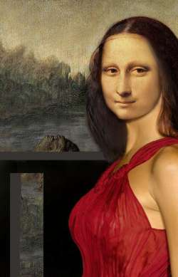 Mona In Red Top