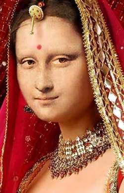 Mona Indian Style