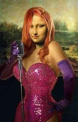 Mona Jessica Rabbit