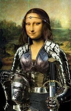 Mona Joan of Arc