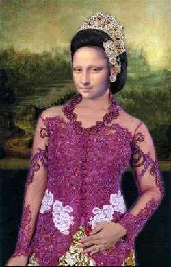 Mona Kebaya