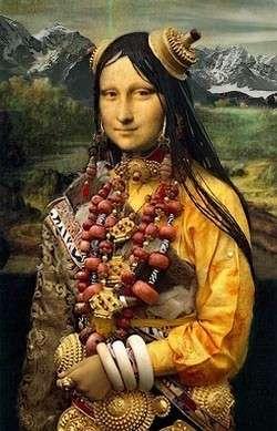 Mona Khampa Tibetan