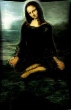 Mona levitation