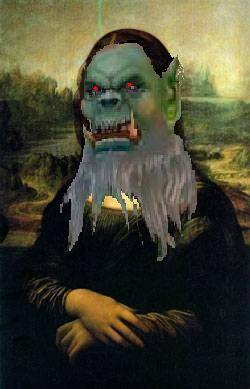 Mona Lis-Orc