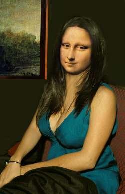 Mona Lisa a Casa