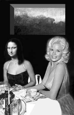 Mona Lisa & Guest